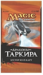 Бустер Dragons of Tarkir (RUS) фото цена описание