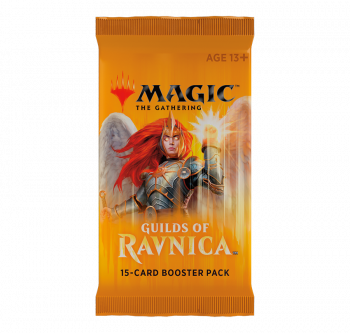 Бустер Guilds of Ravnica (EN) фото цена описание